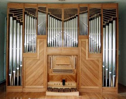 Organo Istituto Diocesano Musica Sacra