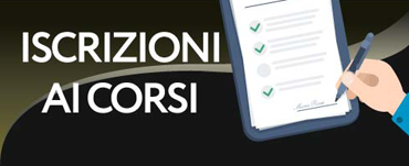 Banner iscrizioni ai corsi 2019-2020