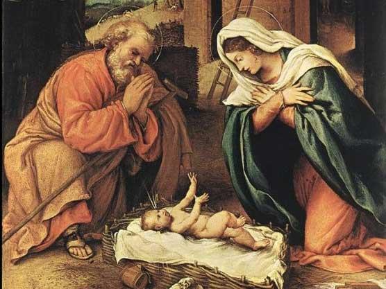 Auguri Di Buon Natale Religiosi.Gli Auguri Del Vescovo Il Natale E Il Coraggio Di Dio Di